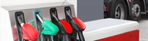 fuel station detail