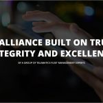print screen of 1-Fleet Alliance website