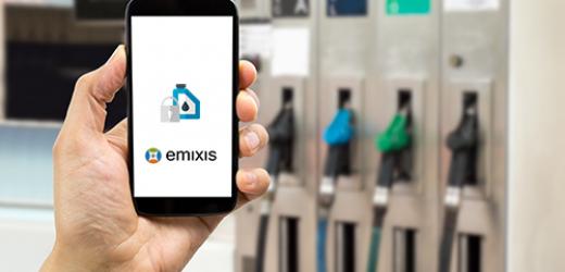 emixis fuel mobile app details