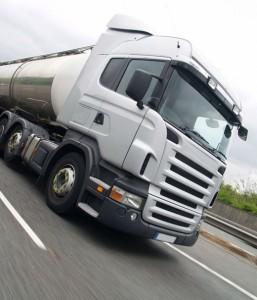 fuel truck detail