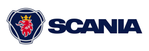 scania logotype, customer logos