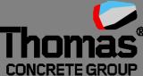 Thomas concrete group logotype, customer logos